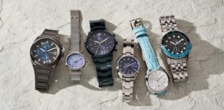 The Blue Crew - Seasonal Updates From Fossil