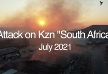 Local community members band together to save small businesses destroyed in recent KZN unrest