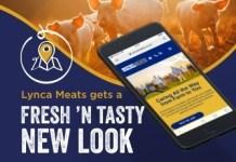 Lynca Meats Gets a Fresh, Tasty new Look Online