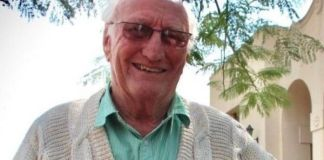 Well known businessman, Ned Sturgeon (86) hacked to death for cellphone, laptop, Barberton. Photo: Facebook
