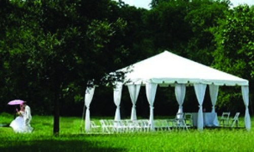 Rental tents for Weddings and Parties