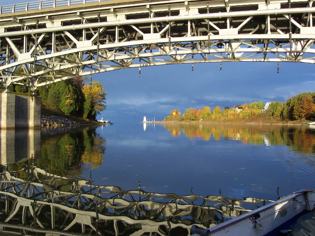 Southampton On Bridge