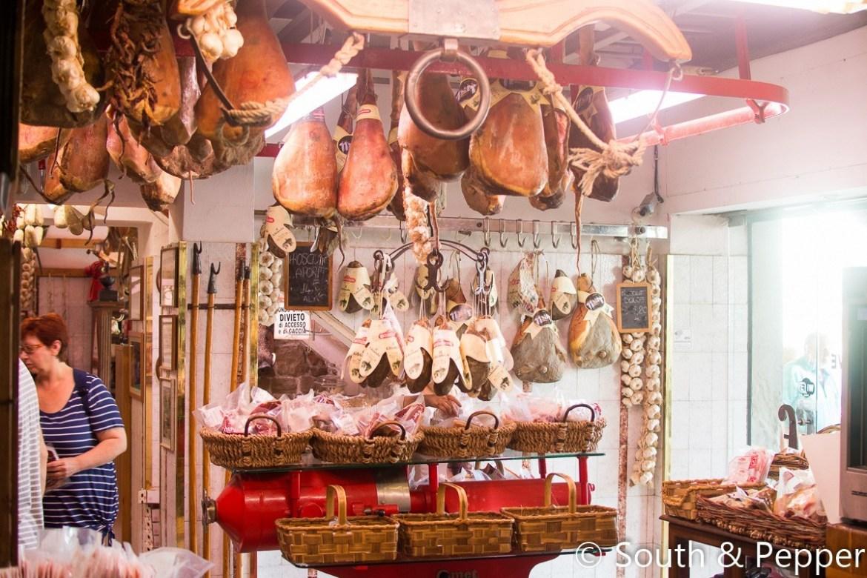 Antica macelleria Falorni Greve in Chiantii