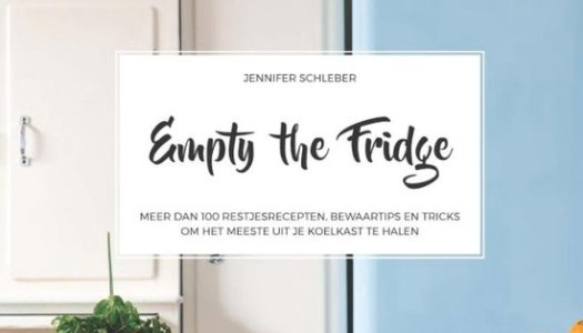 Winactie: win het kookboek Empty the fridge!