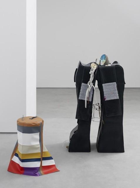 10 Helen Marten, Mr Allied, 2014, Oreo St. James, installation view, Sadie Coles