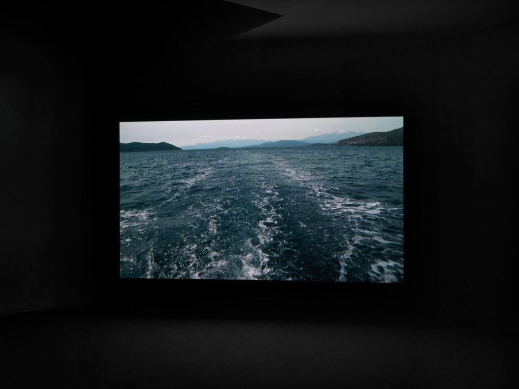 Borderline, 2014, HD Video, Courtesy of the artist, Wentrup Gallery, Rampa Gallery,  photo by Stathis Mamalakis