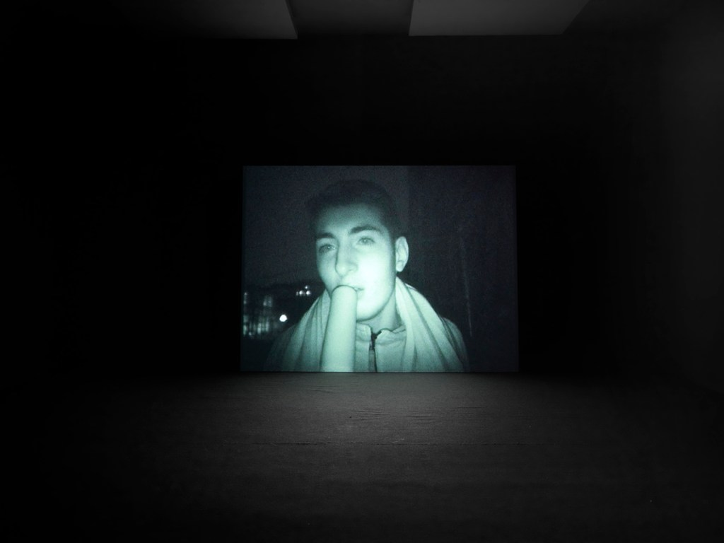 Voice Over, 2006, video 14min,  Courtesy by the artist, Wentrup Gallery, Rampa Gallery, photo by Stathis Mamalakis