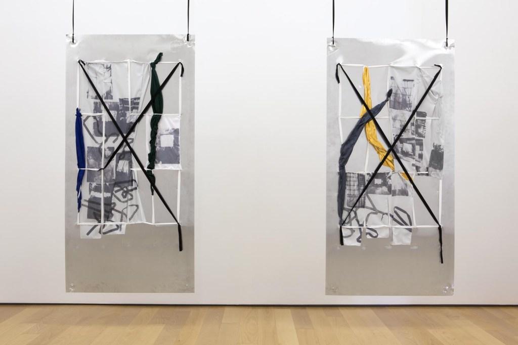 Yorgos Sapountzis, Athens Screens, 2014_installation view_h