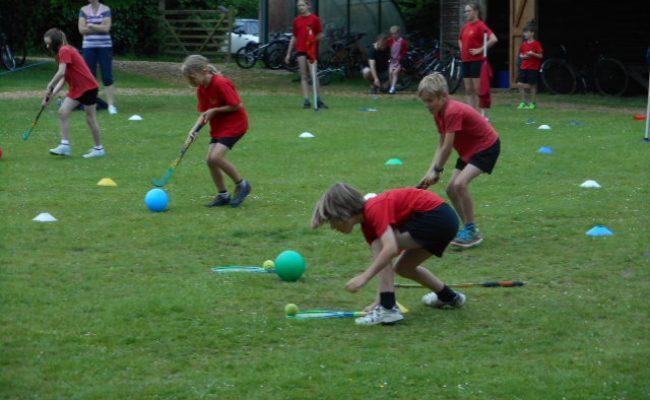 South Baddesley Sainsbury S School Games Sports Day 12th