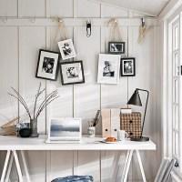 Creative ways to hang photos