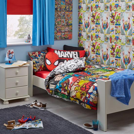 Marvel Bedroom Ideas