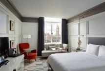 London Marriott County Hall Hotel Room