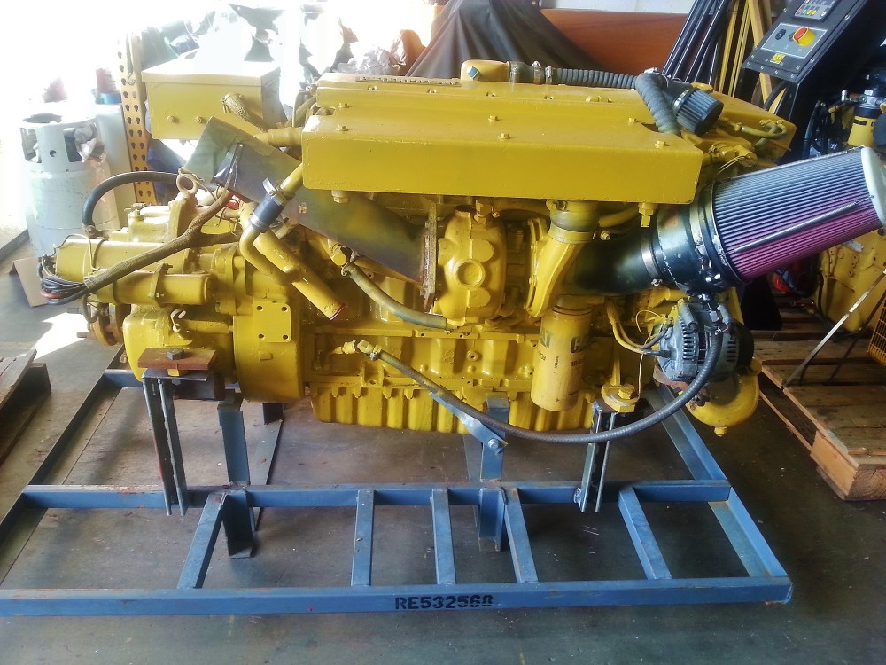 medium resolution of  c0329d manual de motor caterpillar 3126