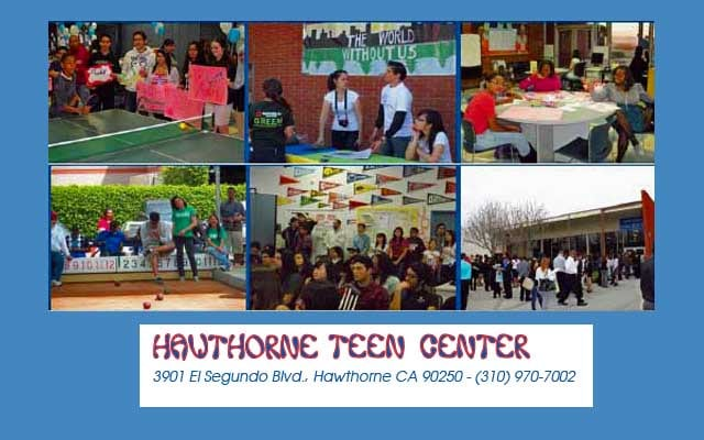 Hawthorne Teen Center
