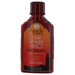 ARGAN OIL HAIR SHIELD 450 HAIR TREATMENT 4 OZ