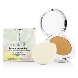 Beyond Perfecting Powder Foundation + Corrector - # 14 Vanilla (MF-G) --14.5g/0.51oz
