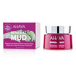 Mineral Mud Brightening & Hydrating Facial Treatment Mask  --50ml/1.7oz