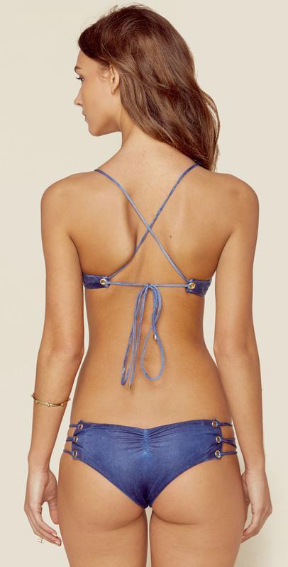 Blue Life Pacific Wash Seaside Scoop bikini | http://bit.ly/2leMGqE