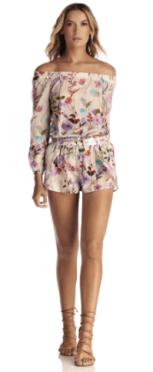Vitamin A Sugar Beach Marabella Cropped Top and Petal Shorts   http://bit.ly/2k0tv7S