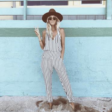 Tori Praver Ceramic Sunday Stripe Lily Jumper | http://bit.ly/2i3lfCV