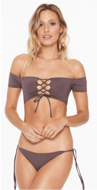 L Space Dixie Top // http://bit.ly/2nCOjDr