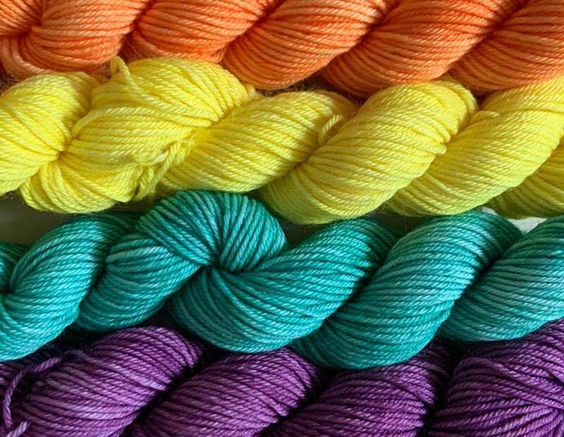 Rainbow Minis