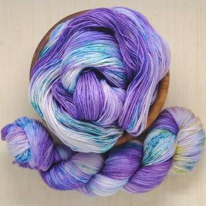 Hand-dyed Yarn Imagination