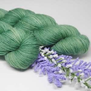 Green Meadow Alpaca Sock Yarn