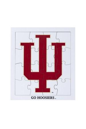 Indiana University Trident Jigsaw Puzzle