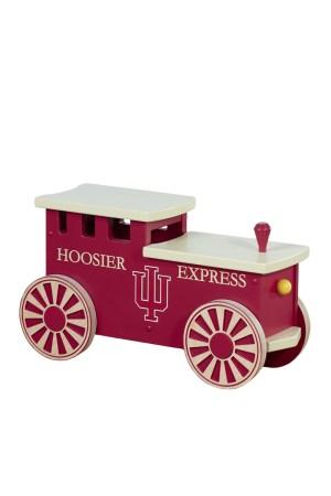 Indiana University Ride-on Train Engine