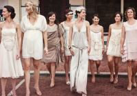 The Great Gatsby Bridesmaid Dresses | Wedding Ideas