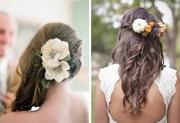 boho bride hair inspiration
