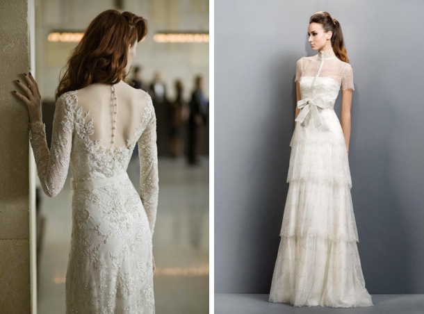 Victorian Style Lace Wedding Dresses  SouthBound Bride