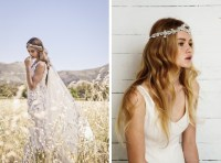 Boho Bridal Hair Accessories from Bo & Luca | SouthBound Bride