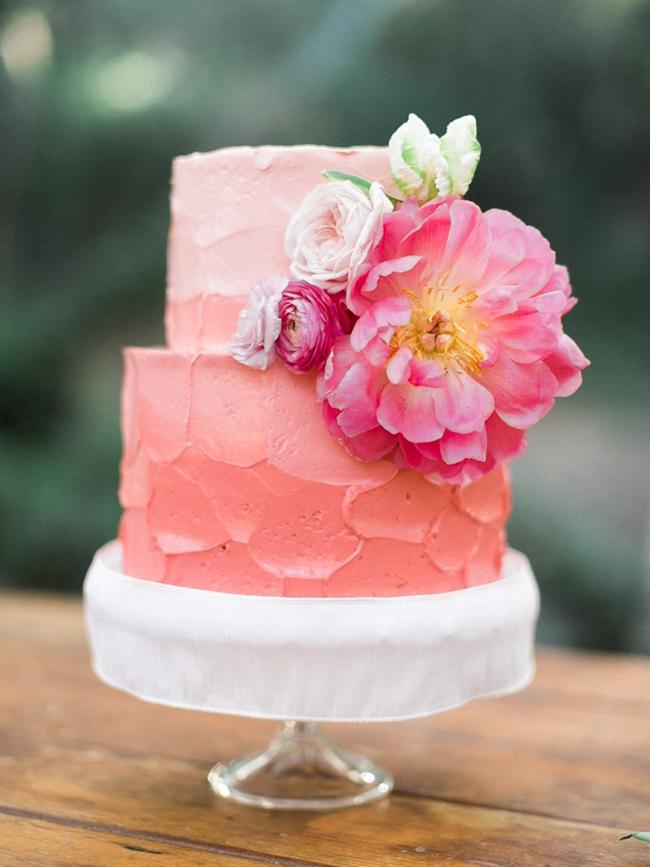 Tropical Themed Wedding