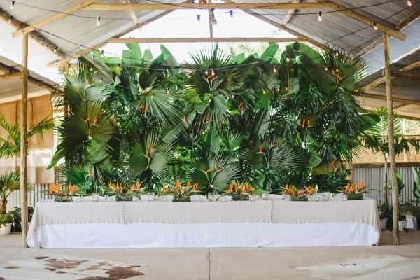 Durban North Coast Tropical Chic Wedding Burndale