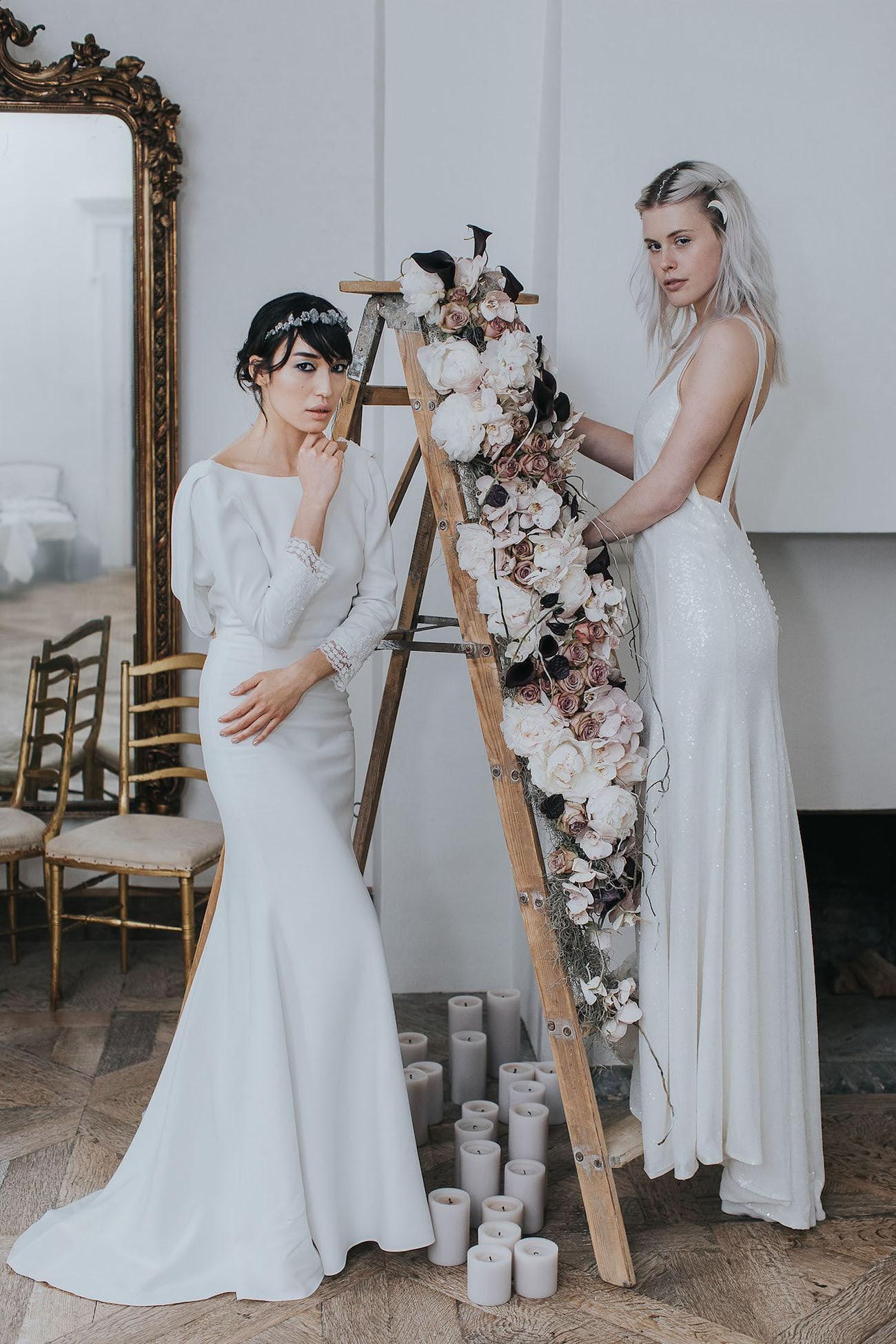 Celestial Romance Wedding Inspiration by Cornelia Lietz  Kiss from Fleur  SouthBound Bride