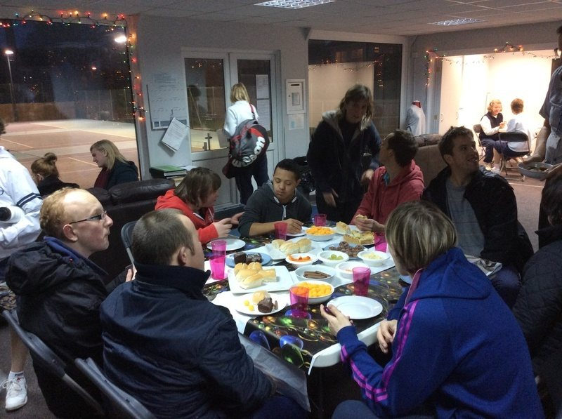 Learning disability Christmas party (2)