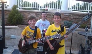 Spring Rock Band