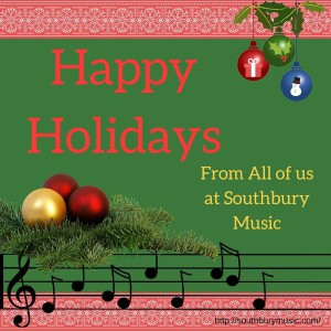 Southbury holiday greeting