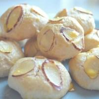 Marzipan Christmas Cookies (Paleo, Gluten-Free)