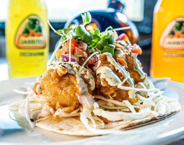 Willy Taco's Shrimp Taco