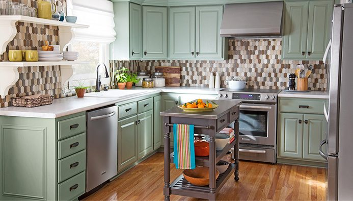 kitchen updates ikea lighting affordable quality marble granite instant