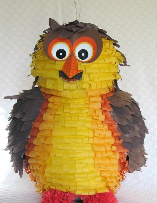Sunburst Owl