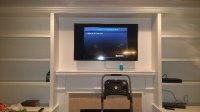 Why Mounting a TV Over A Gas Fireplace Is Safe | Three ...