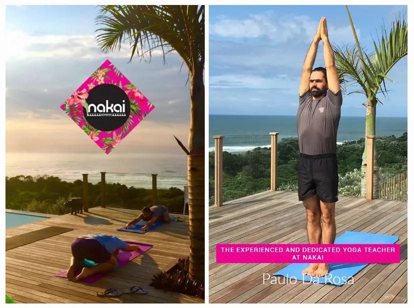 Yoga South Coast Nakai