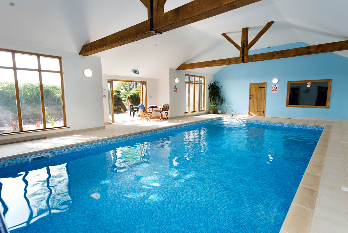 Holiday Cottages With Indoor Swimming Pool In Devon