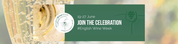English Wine Week is moving to be a truly Midsummer event!
