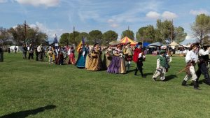 California City Renaissance Festival 2017