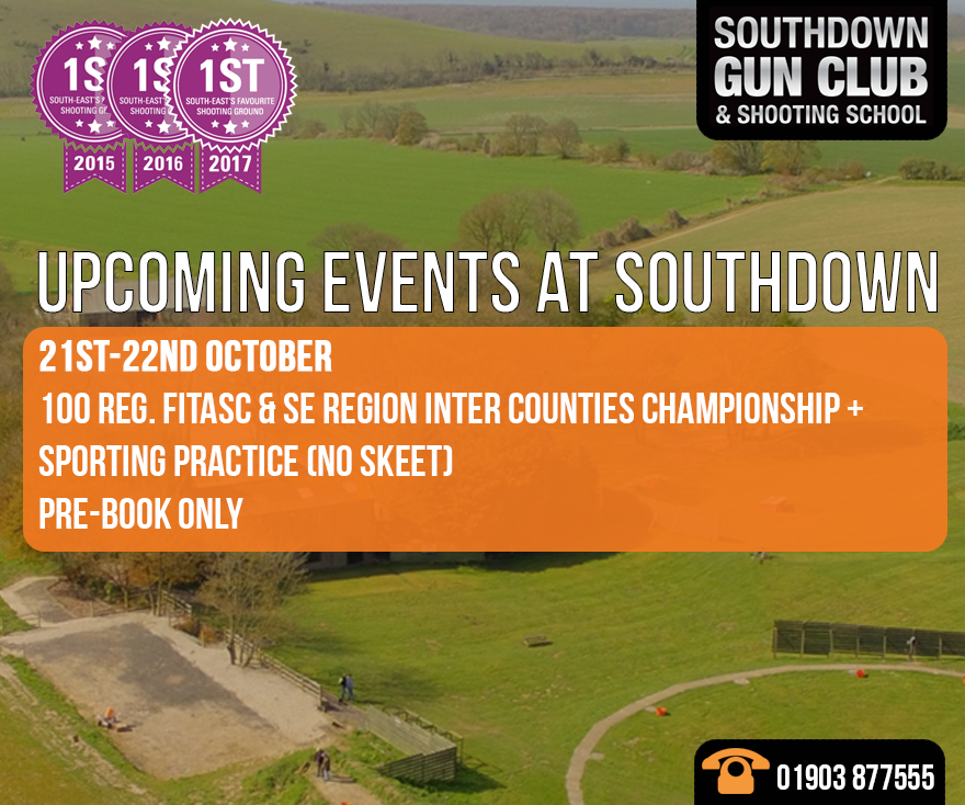 Events 21 - 22nd October